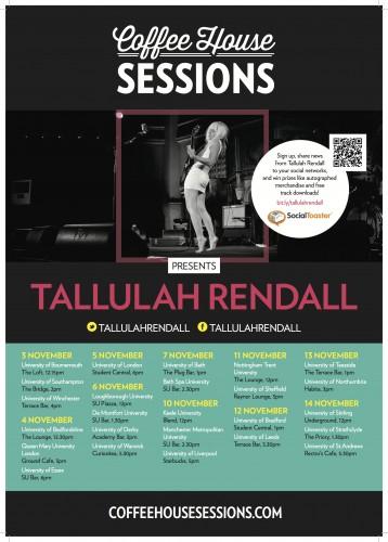 0702 CHS#1_A3 Poster_TALLULAH RENDALL_PRINT